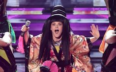 """X Factor Saara Aalto Girls Aloud RACIST sing off - """"We had a party in Tokyo with that song. I wanted to bring something new, so it was kind of my idea to bring something Asian to it."""