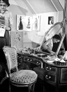 Coco Chanel's Vanity, The Ritz Paris