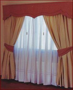 Resultado de imagen para cortinas para dormitorios juveniles con cenefas