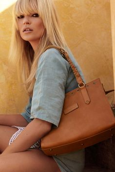 Kate Moss for Longchamp Spring 2011 Campaign | Kate Moss Universe