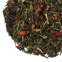 Classic Favourite: Pomegranate Green tea :)