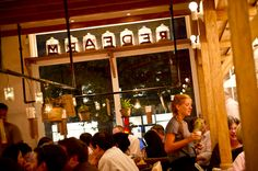 RedFarm - a very cozy, romantic farm-to-table Chinese restaurant in the West Village (NYC)