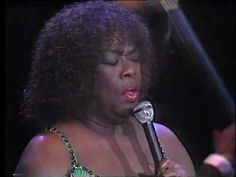 Sarah Vaughan 1988 - 02 Here's That Rainy Day - YouTube