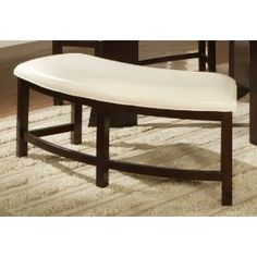 Beau Curved Bench   Great Alternative To Getting Regular Dining Chairs For A Round  Dining Table Dining