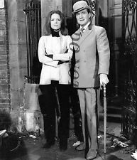patrick macnee and diana rigg best friends since 1965