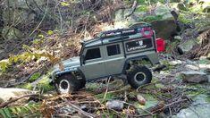 Trx-4s Scale rc4x4 Adventure Trailing