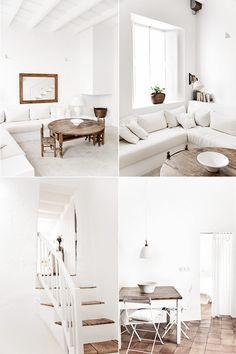 lovely white house / spain / 79 Ideas