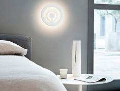 Orotund Wall light - new from Flos (http://www.cimmermann.co.uk/product/flos_orotund_wall_light/)