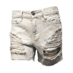 Destroyed Desert Shorts: http://shop.nylonmag.com/collections/whats-new/products/copy-of-destroyed-desert-shorts #NYLONshop