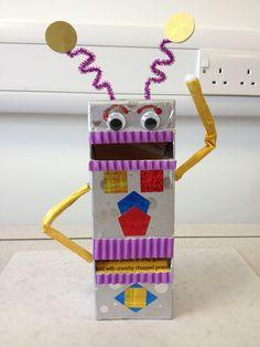 Ideas for decorating flip chutes.