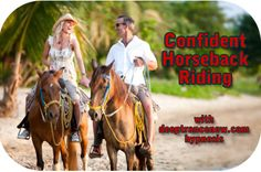 Confident Horseback Riding with Hypnosis  | deeptrancenow.com