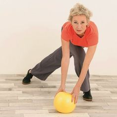 Gym Douce pour séniors avec Nancy Marmorat - YouTube