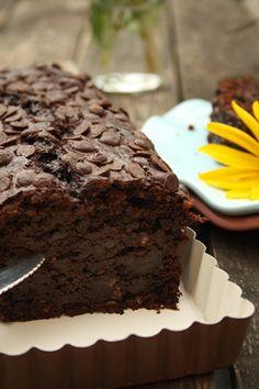 Rezept: Schokoladen-Zucchini-Kuchen mit griechischem Joghurt