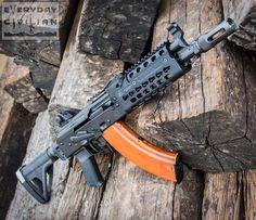 Krebs Custom, Ak 12, Assault Rifle, Rifles, Weapons, Guns, Instagram, Weapons Guns, Weapons Guns