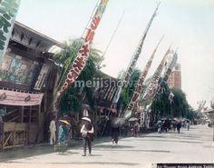 MeijiShowa: 70602-0009 - Asakusa, Tokyo - Vintage Images of Japan