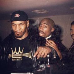 2 Pac and Tyson