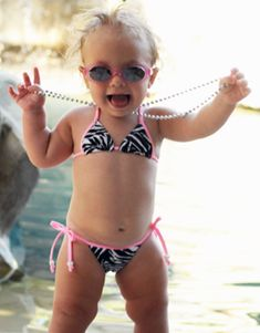 71dc57c8911e A list of kids fashion trends that shouldn t return in of which had me  uttering expletives. Just say no to baby string bikinis