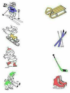 Preschool Worksheets, Kindergarten Activities, Preschool Activities, Feelings Preschool, Olympic Crafts, Theme Sport, Art Activities For Toddlers, Sport Craft, Winter Sports