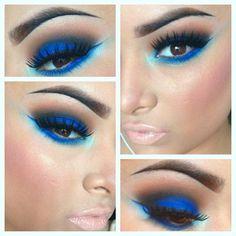 Love! This blue!