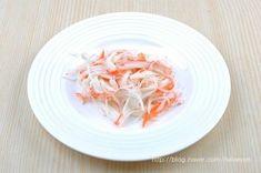 콩나물무침 (콩나물샐러드)~ 이색콩나물무침, 콩나물요리 : 네이버 블로그 Sushi, Shrimp, Meat, Cooking, Food, Food Food, Kitchen, Essen, Meals