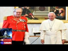 Pope Francis Goes After Freemasons and Seizes Power of the Knights of Malta - YouTube