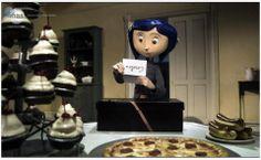 Coraline y la puerta secreta ...