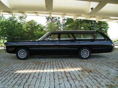 1970 Plymouth Fury Station Wagon