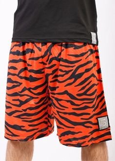 Tiger Ultimate Shorts $29 fiveultimate.com