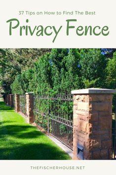 Fresh Decorative Privacy Fence Panels