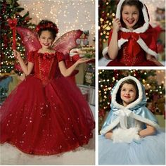 2015 New Winter Girl Dress Children Red Hoodie Princess Dresses Kids Christmas Party Costume for Girl With Cap Dresses for Girls(China (Mainland))