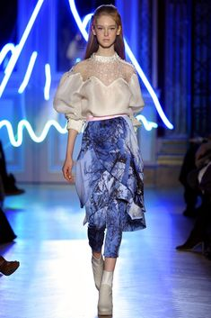 Tsumori Chisato Fall 2012 Ready-to-Wear Fashion Show