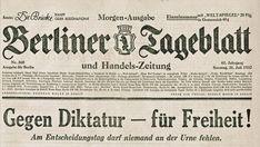 Berlin, France, Cabaret, Newspaper, Germany, Arabic Calligraphy, Memories, Gauche, History