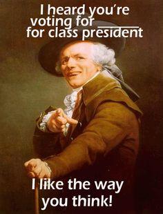 class-president-meme-poster