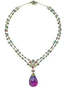 Marie Poutine's Jewels & Royals: Necklaces Galore