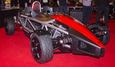 Ariel Atom with two seats.