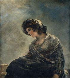 La lechera de Burdeos (1825 y 1827)
