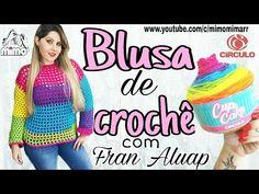 CASACO MAXI FÁCIL - Crochê - YouTube