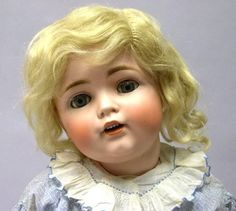 Large Kestner 260 Character Child Doll, Germany,