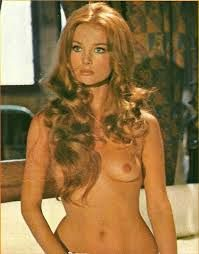 Actress barbara bouchet nude pics