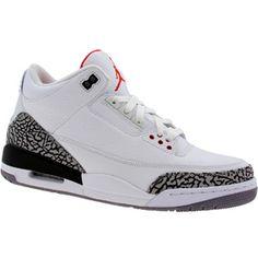 sports shoes f0e16 5078d Air Jordan 3 White Cement Jordan Shoes, Air Jordan 3, Jordan Nike,