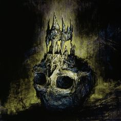 The Devil Wears Prada - Dead Throne. By Dan Seagrave. Dan Seagrave, I Zombie, Metal Albums, Devil Wears Prada, Best Albums, Greatest Albums, Musical, Cool Bands, Album Covers