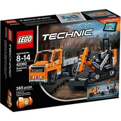 Free 2-day shipping on qualified orders over $35. Buy LEGO Technic Roadwork Crew 42060 at Walmart.com