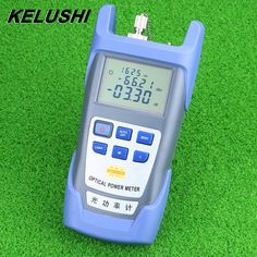 KELUSHI FTTH Fiber Optical Power Meter DXP-40D Fiber Optical Cable Tester  -70dBm~+10dBm SC/FC Connector Free Shipping #Affiliate