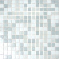 Winterscape Gl Mosaic Tile Blend From The Kaleidoscope Colorscapes Collection