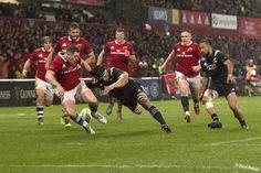 Munster V Maori All Blacks Maori All Blacks, Munster Rugby, Rugby Sport, World Rugby, Sports, Men, Men Exercise, Exercises, Hs Sports