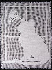 filet afgan pattern