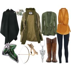 Going To Rivendell  Outfits selected by someone on polyvore