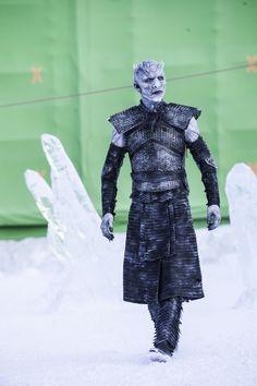 White Walker (The Night's King?) [Game of Thrones Season 4 HQ Stills]