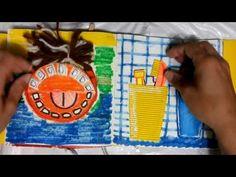 quiet book libro didáctico club del arte maria paula romanello - YouTube
