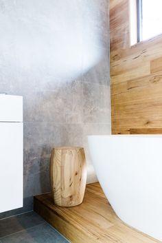 Timber & Grey - perfect combo